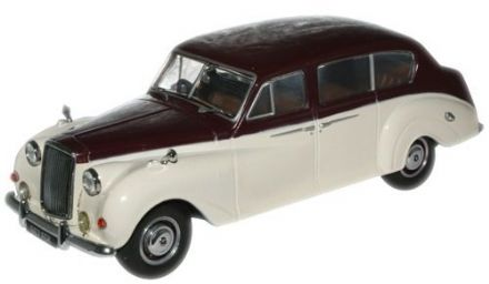 Oxford Diecast, 1:43 Austin Princess Maroon/Old English